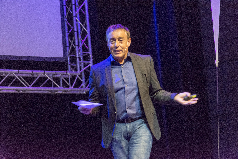 Prof. Leisenberg auf der OMKB 2017